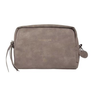 Zusss Toiletbag brown - Copy