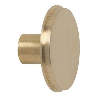 ferm LIVING Wandhaak brass 5 cm