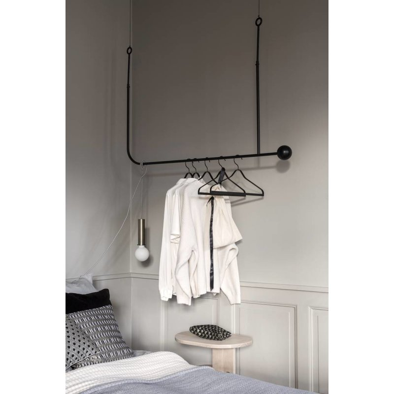 ferm LIVING-collectie Pujo Hanging Coat Rack