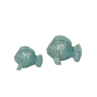 Urban Nature Culture Peper en zout set Lucky fish in giftbox