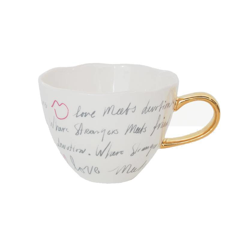 Urban Nature Culture-collectie Good morning cup Where love meets