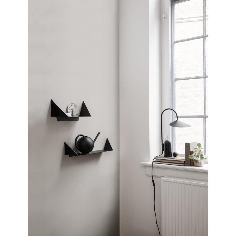 ferm LIVING-collectie Gieter Orb zwart