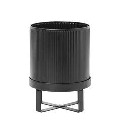 ferm LIVING-collectie Bau Pot - Small - Black