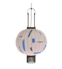 HK living-collectie Hanglamp traditionel lantaarn marker 51cm