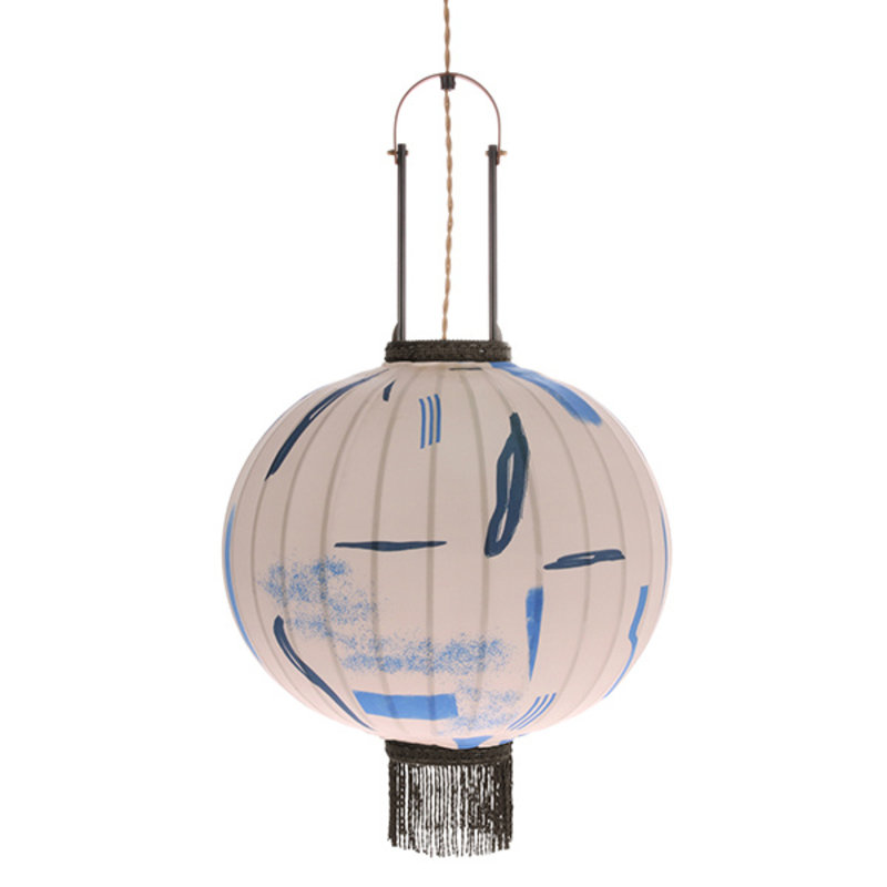 HKliving-collectie traditional lantern M marker
