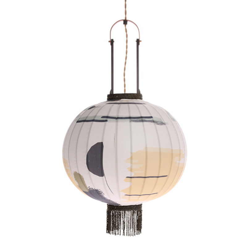 HK living-collectie traditional lantern M brush