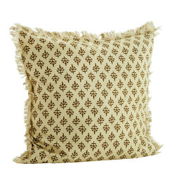 Madam Stoltz-collectie Cushion cover w/ fringes - Copy - Copy - Copy