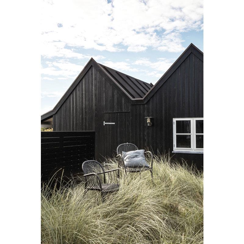 House Doctor-collectie Stoel Brea Black