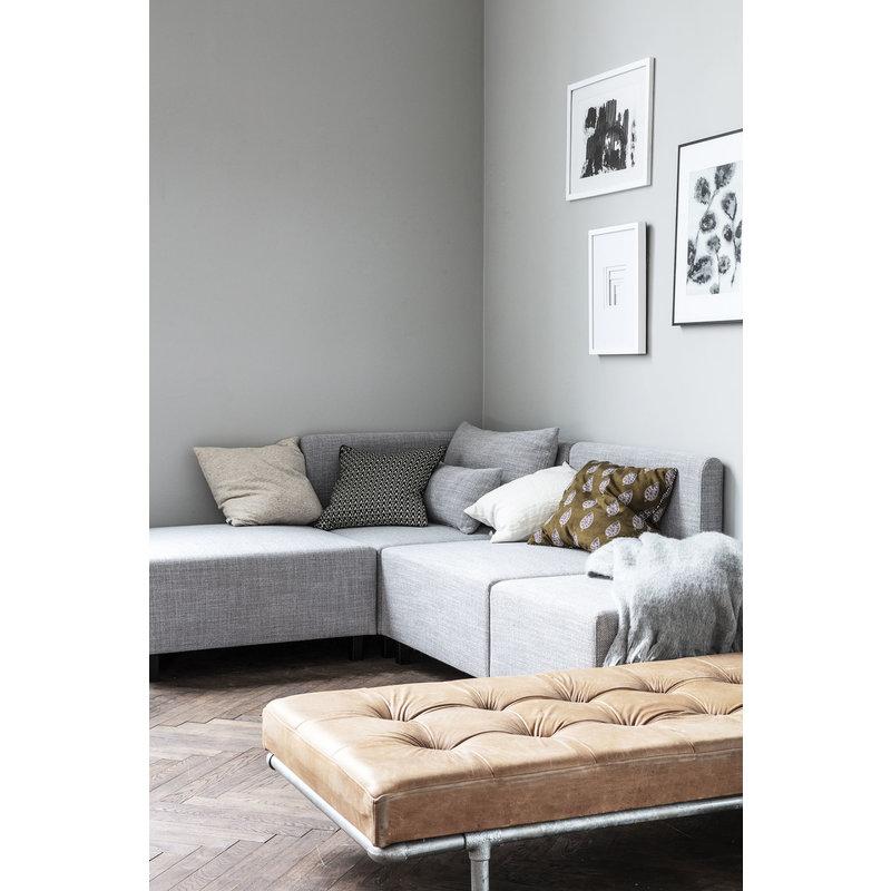 House Doctor-collectie Sofa Lichtgrijs - hoek