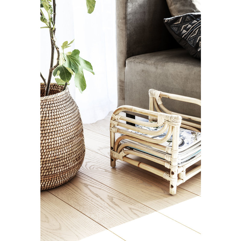 House Doctor-collectie Magazine holder, Story, Lanscape, Nature