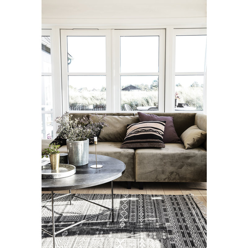 House Doctor-collectie Sofa, Dark grey, Middle