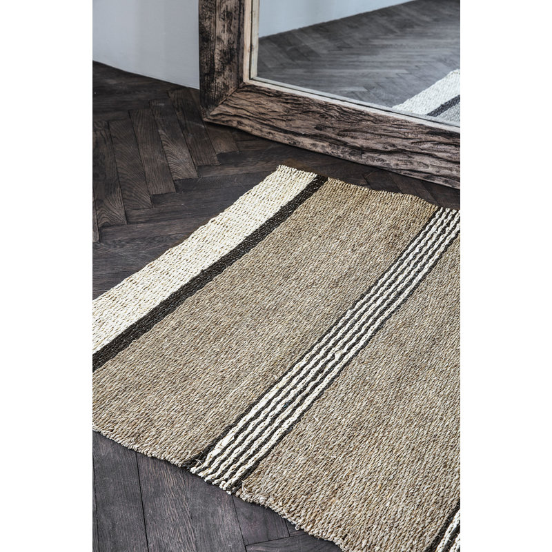 House Doctor-collectie Rug, Beach