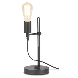 it's about RoMi Table lamp iron Seattle, black