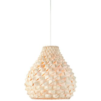 Good&Mojo Hanging lamp bamboo Sagano, drop natural