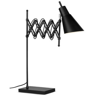 it's about RoMi Table lamp iron Oxford, black