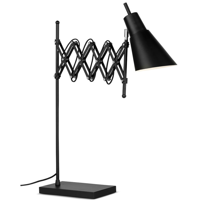 it's about RoMi-collectie Table lamp iron Oxford, black