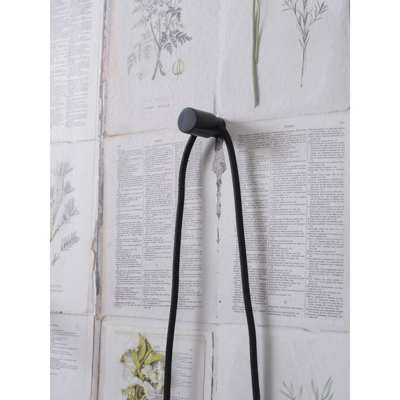 it's about RoMi-collectie Hanging system Oslo/1 lamp textiledr. 6m+cable holder