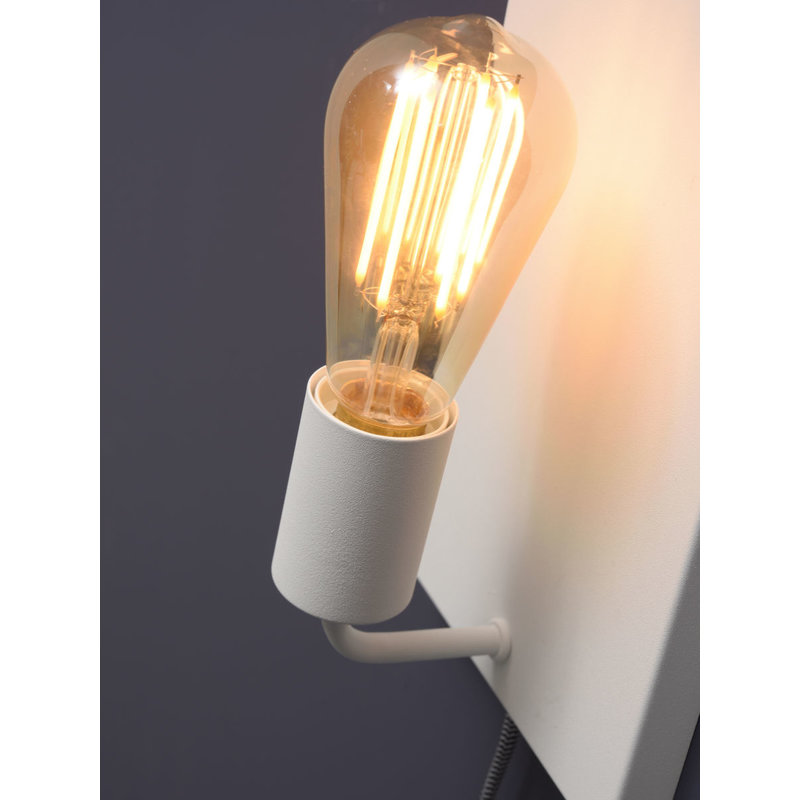 it's about RoMi-collectie Wandlamp ijzer Madrid L
