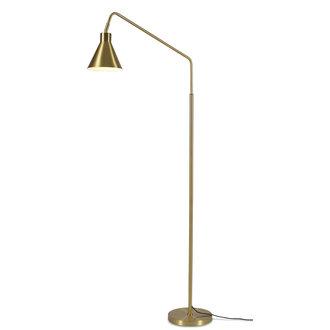 it's about RoMi Vloerlamp ijzer Lyon goud