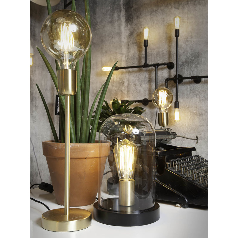 it's about RoMi-collectie Table lamp iron Cannes, S