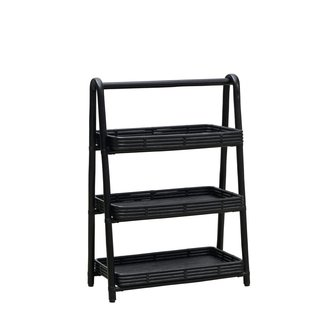 House Doctor Stand, Orga, Black