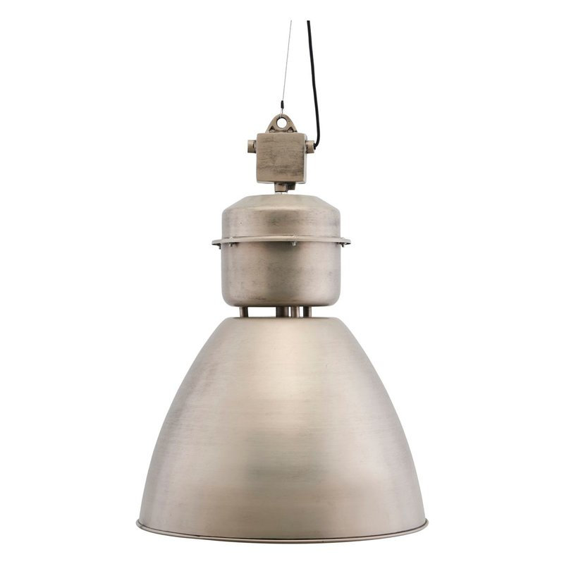 House Doctor-collectie Industriele hanglamp VOLUMEN gunmetal