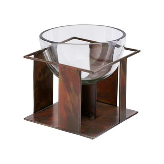 House Doctor Bowl, Gravity, iron