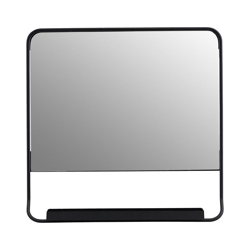 House Doctor-collectie Mirror, Chic, Black
