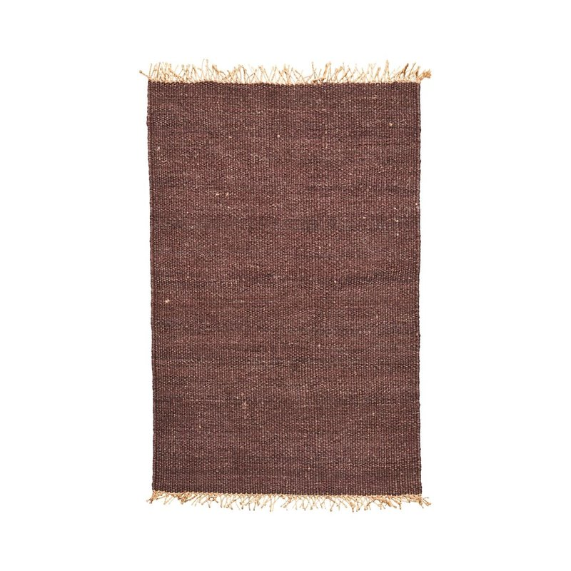 House Doctor-collectie Rug, Rama, Brown