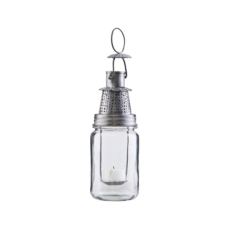 House Doctor-collectie Lantern, Fhia, Zinc