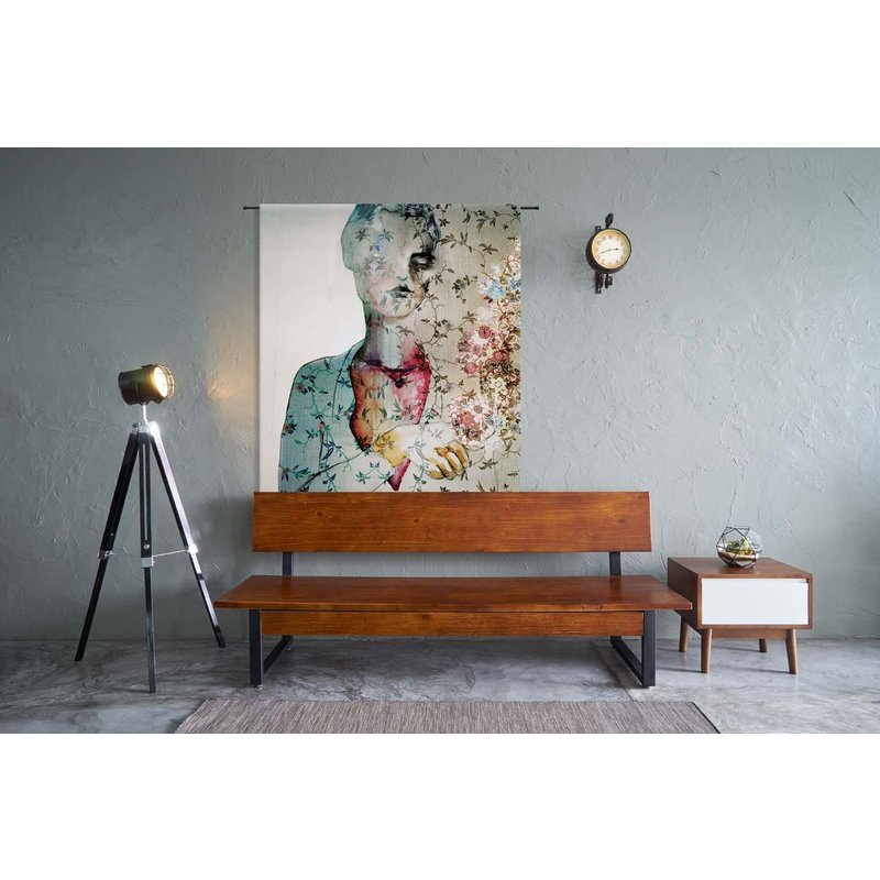 Urban Cotton Amsterdam-collectie Walldecoration Thoughts