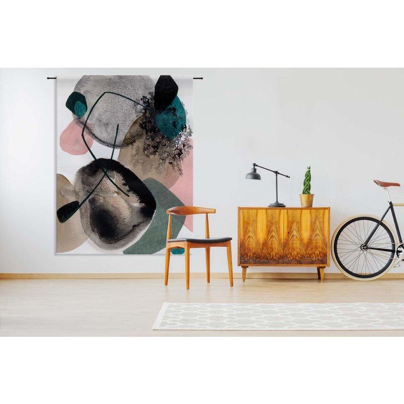 Urban Cotton Amsterdam-collectie Wandkleed Splash