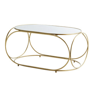 Madam Stoltz Oval coffee table