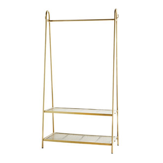 Madam Stoltz Rack w/ shelves