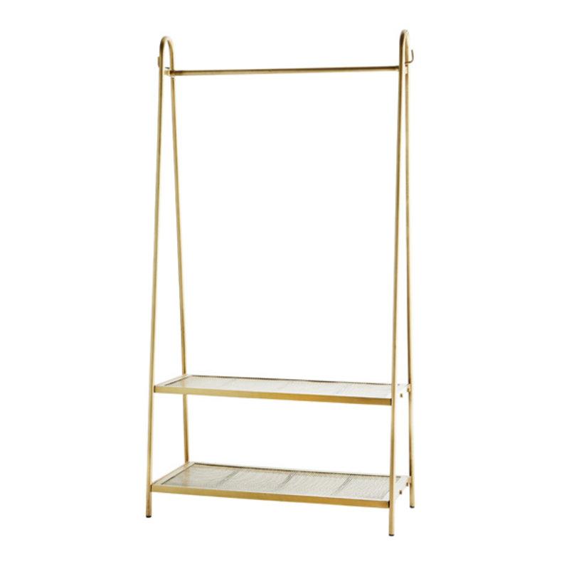 Madam Stoltz-collectie Rack w/ shelves