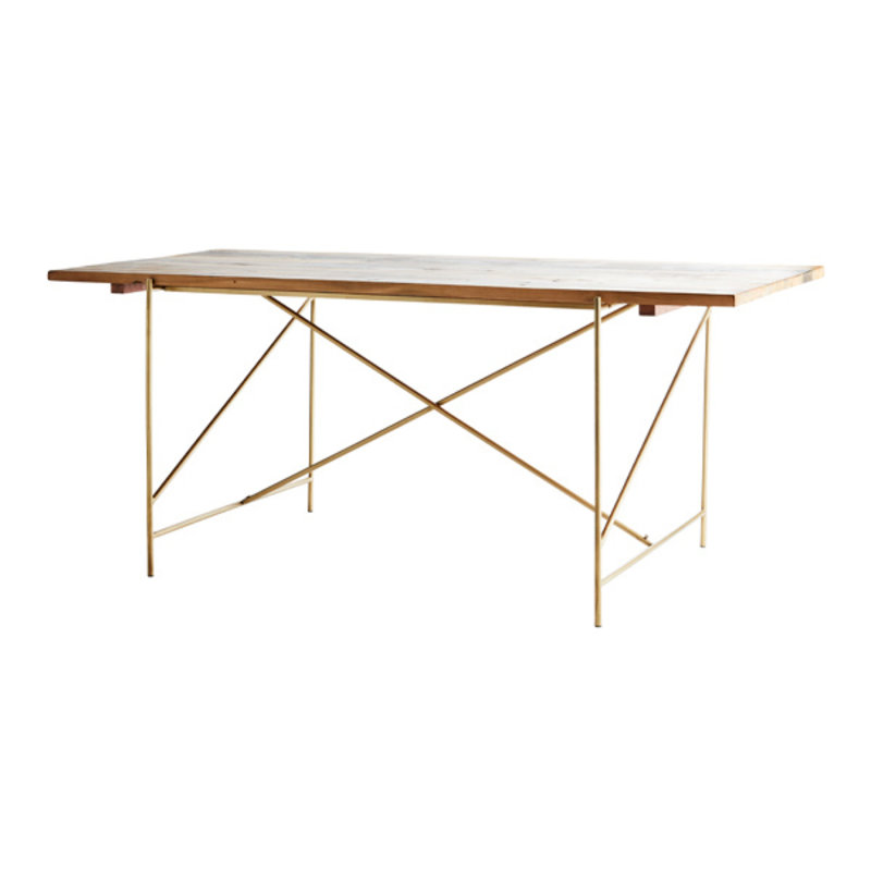 Madam Stoltz-collectie Wooden dining table