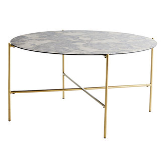 Madam Stoltz Round coffee table