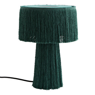 Madam Stoltz Table lamp w/ tassels