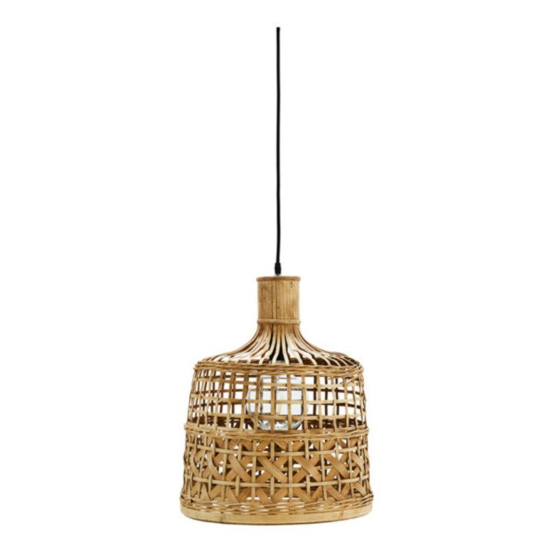 Madam Stoltz-collectie Hanglamp bamboe