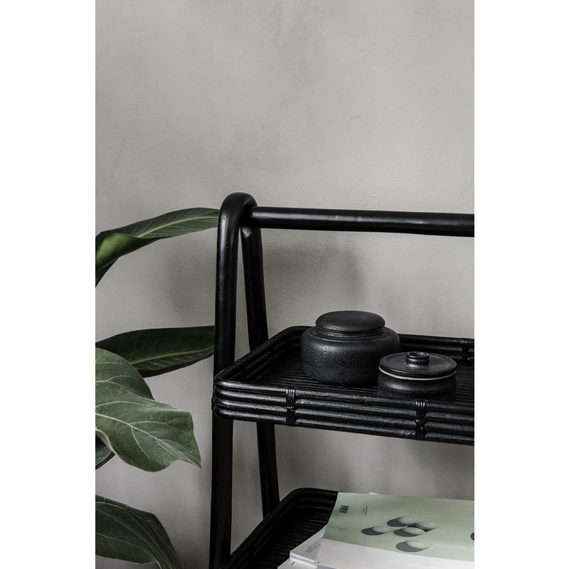 House Doctor-collectie Stand, Orga, Black