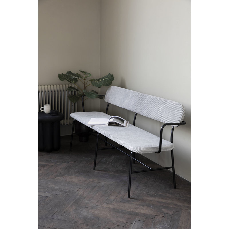 House Doctor-collectie Bench, Classico, Light grey