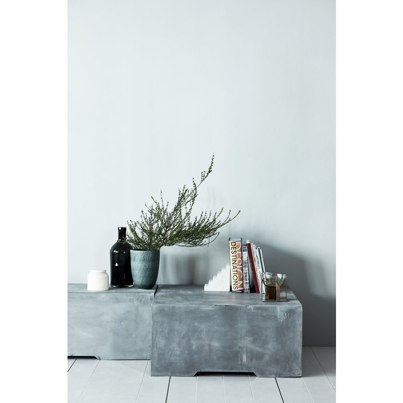 House Doctor-collectie Table, Gallery, Grey