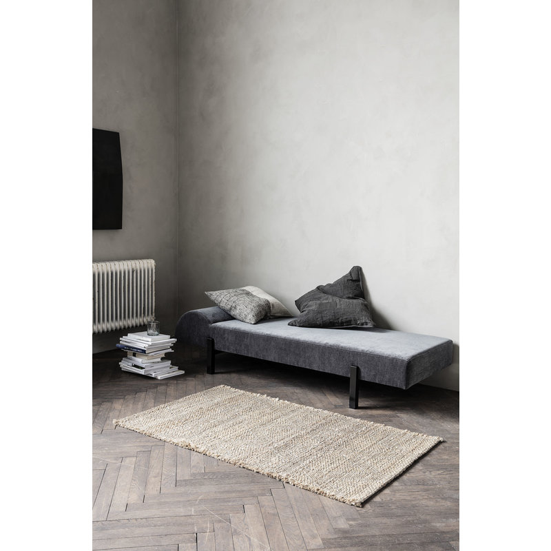 House Doctor-collectie Daybed DIVA donkergrijs