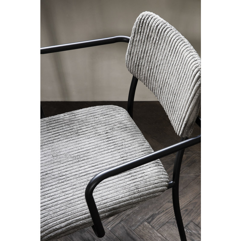 House Doctor-collectie Dining chair, Classico, Light grey