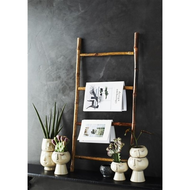 Madam Stoltz-collectie Bamboo ladder