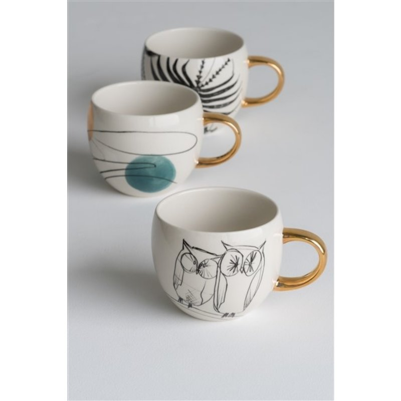 Urban Nature Culture-collectie Mug OWL