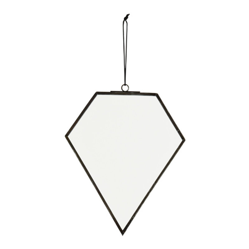 Madam Stoltz-collectie Hanging mirror
