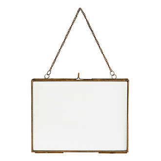 Madam Stoltz Hanging photo frame