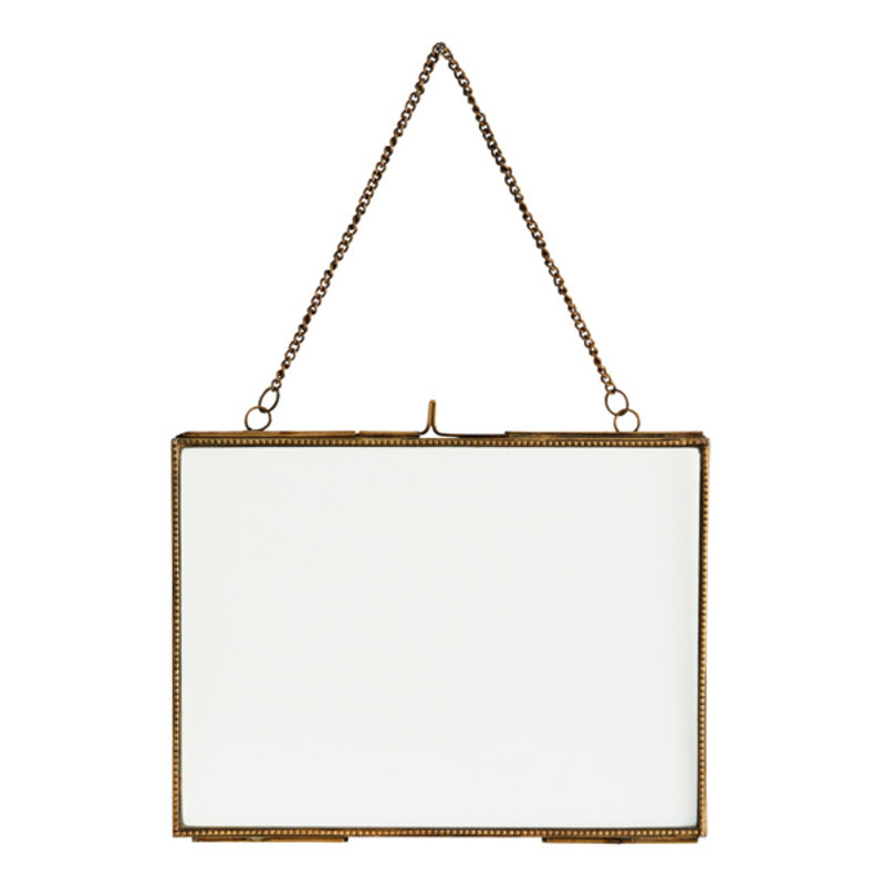 Madam Stoltz-collectie Hanging photo frame