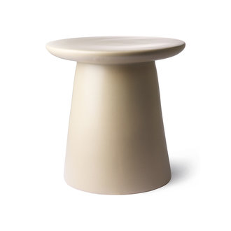 HKliving side table earthenware